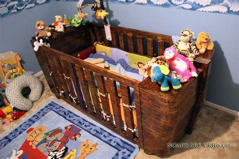 Custom Made Crib by Made Noah S Ark Crib By Noah S Ark Cribs Custommade