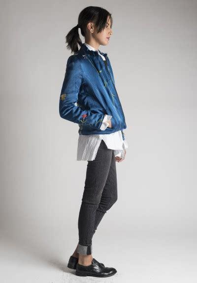 Clasik New Kimono by walid kimono new classic jacket in indigo santa fe goods trippen rundholz