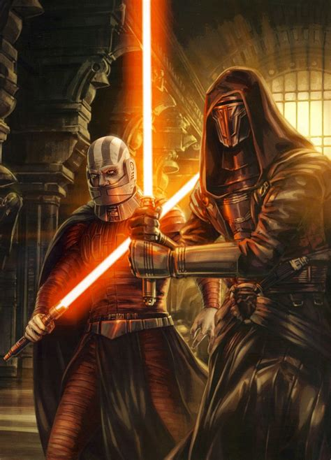 Revan Wars The Republic sith darth revan malak wars knights of the