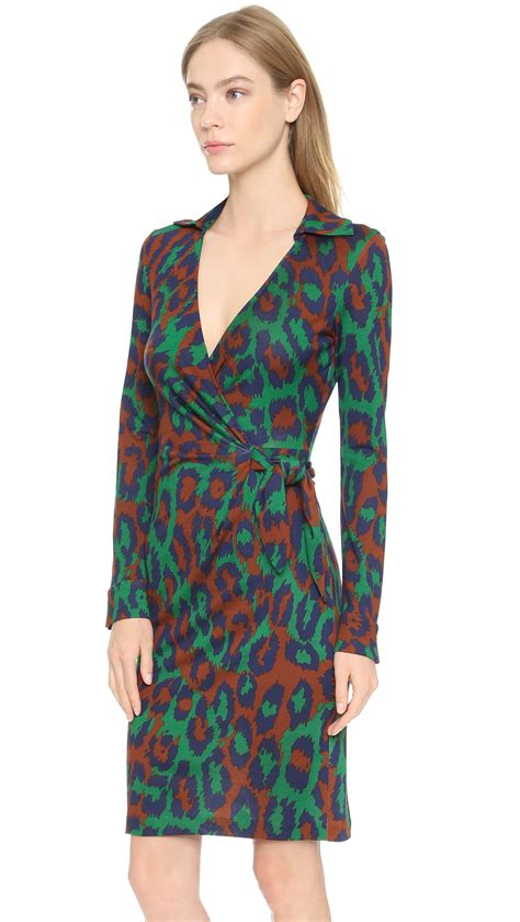 Dress Of The Day Dvf Printed Tank Dress by Diane Furstenberg Wrap Dress Leopard Medium