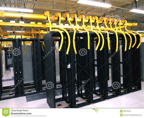 Datacenter Rack Management by Data Center Rack And Stacks Stock Photos Image 32613443