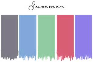 summer colors seasonal color analysis dressing your skin tone one