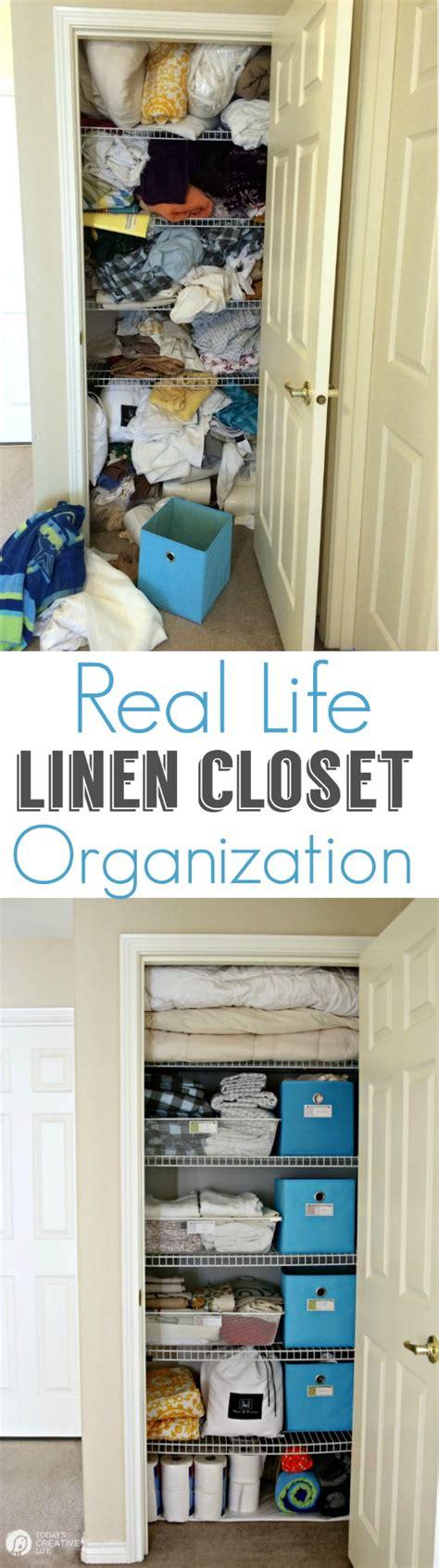 Organizing Your Linen Closet by Picturesque Organized Linen Closet Photos Roselawnlutheran