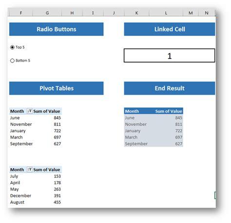 excel 2010 option button tutorial excel vba option button label option button control on