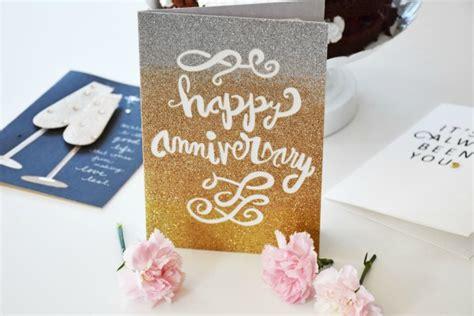Wedding Anniversary Hallmark by Celebrating Our Wedding Anniversary With