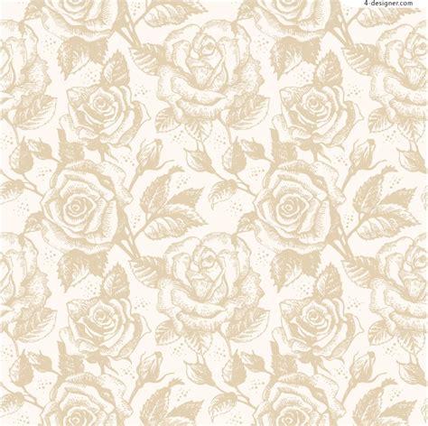 background pattern elegant 4 designer elegant roses background vector material