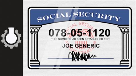 Free Ssn Lookup Social Security Cards Explained