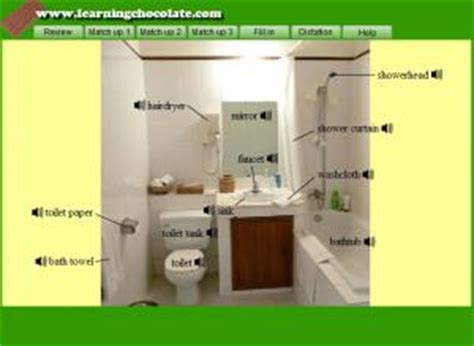 bathroom things names 4