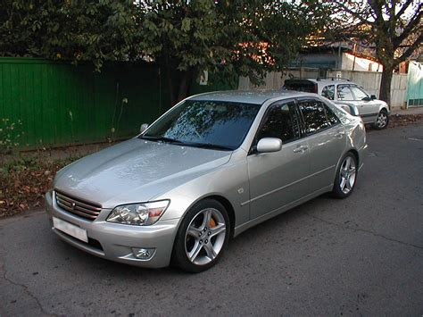 How Much Horsepower Does A 2001 Lexus Is300 Lexus Is 200 History Photos On Better Parts Ltd