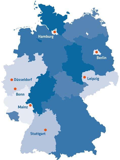 deutsches büro grüne karte fax standorte engagement global
