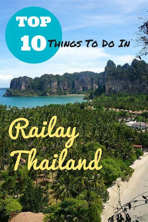 krabi best best 25 railay thailand ideas on railay