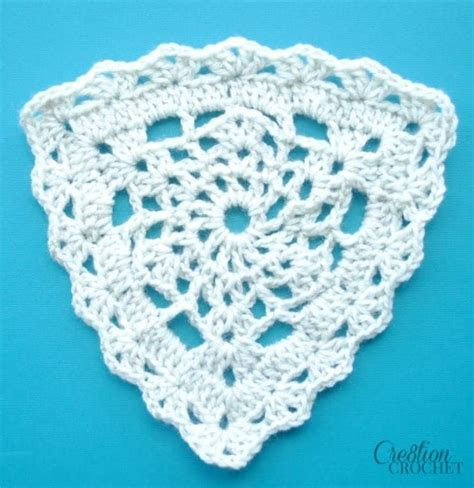triangle lace pattern free triangle lace crochet pattern cre8tion crochet