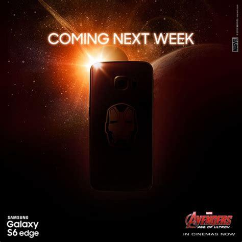Iron Originalquot Samsung Galaxy S6 S6 Edge samsung galaxy s6 edge iron un visuel et une annonce cette semaine
