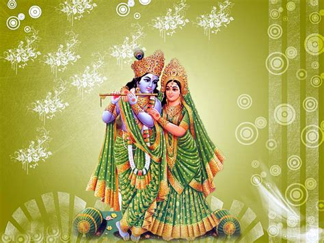 desktop themes hindu gods free download radha krishna wallpapers