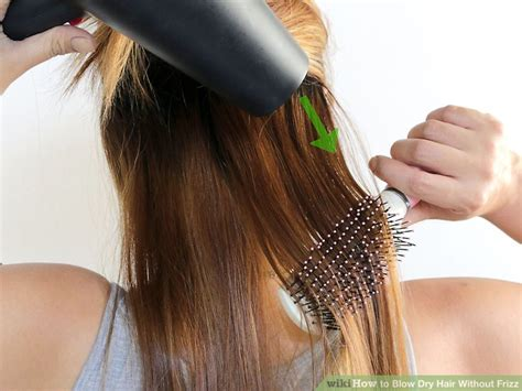 Drying Curly Hair Without Frizz how to wavy hair without frizz diydry co