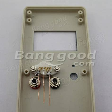 transistor version original hiland supporting shell for diy m12864 graphics version transistor tester kit sale