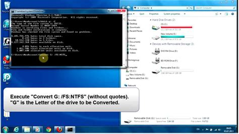 format hard disk without losing data how to convert fat32 to ntfs without losing data fix