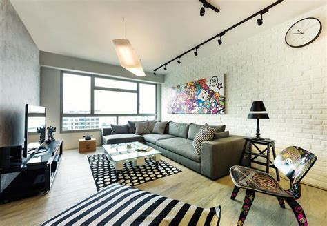 hdb home decor ideas waiting for your hdb bto flat try transitional housing