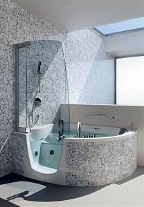 Step In Bathtub Prices Teuco Corner Whirlpool Shower Integrates Shower With Bathtub