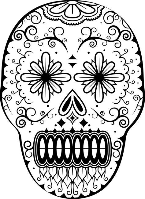 imagenes de calaveras para decorar dibujos de calaveras para colorear decalaveras com