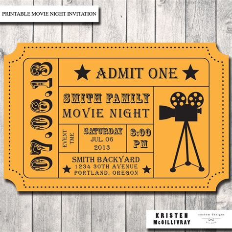 printable movie tickets coupons best 25 movie ticket template ideas on pinterest movie