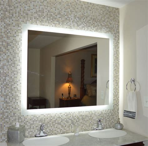 lighted bathroom vanity make up mirror led lighted wall lighted vanity mirror make up wall mounted led mam94844