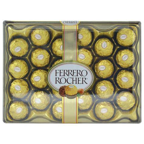 Ferrero Rocher T24 Chocolate Coklat Cokelat Hazelnut Isi 24 Import harga tidak ditemukan id priceaz