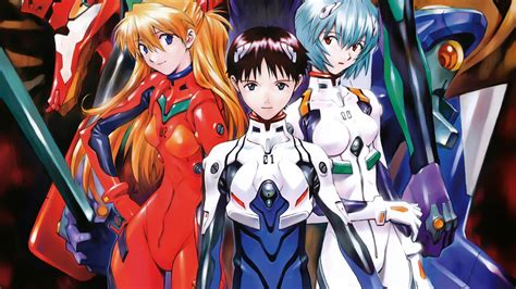 neon genesis evangelion not your average robot