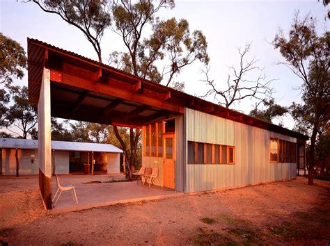 S Shed Australia by Adventure Journal Mallee Bush Retreat Australia