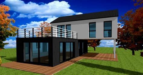 Garage Apt Plans maisons modernes contemporaines design plans et modele