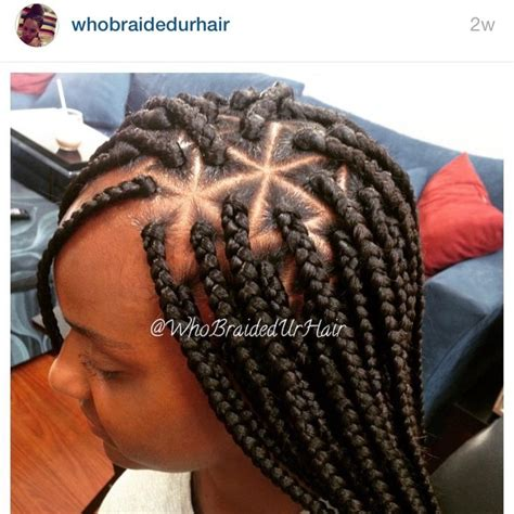 how to do triangle parts for hair braiding 206 best images about protective style on pinterest big
