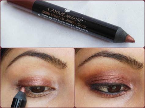 Eyeshadow Crayon lakme absolute drama stylist eye shadow crayon bronze