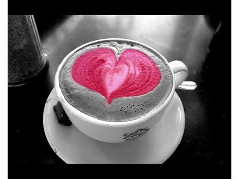 coffee wallpaper pink pink love coffee wallpapers 1152x864 198171