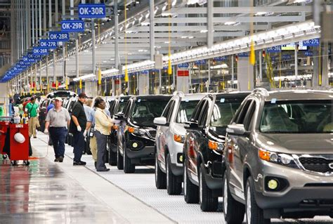 Kia Motors Manufacturing Kia S New Factory Launch The Dividend Of Nigeria S