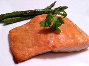 perfectly cooked salmon nutrition and food safety