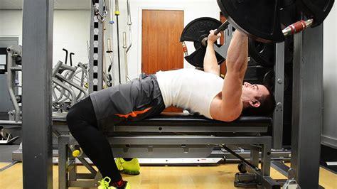 leg drive bench press el leg drive en el press de banca ejercicios en casa