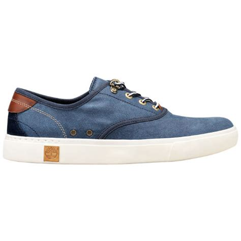 timberland s amherst canvas oxford shoes