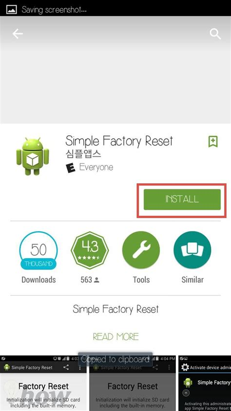 reset android wifi how to factory reset on your android phone and tablet 2018