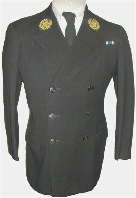Black Master Db Navy petty officer uniforms