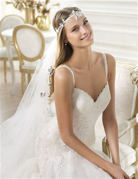 Wedding Hair With Veil And Headpiece by Wedding Hairstyles With Veils And Tiaras Knot For