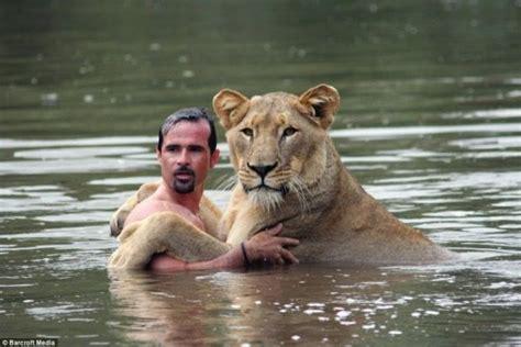 imagenes de leones asesinos kevin richardson el amigo de los leones marcianos