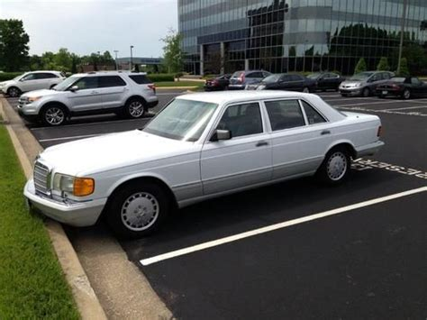 mercedes 300sel 1990 find used 1990 mercedes 300 sel in ky united