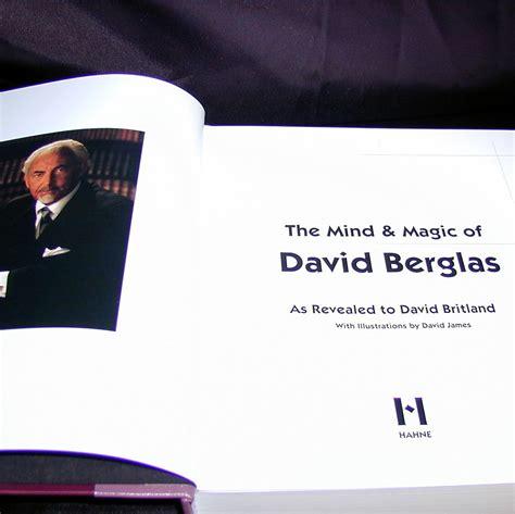 Magic And Mind mind and magic of david berglas the by david britland