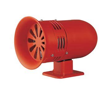 sm200 motor siren / warning lights & electric horns