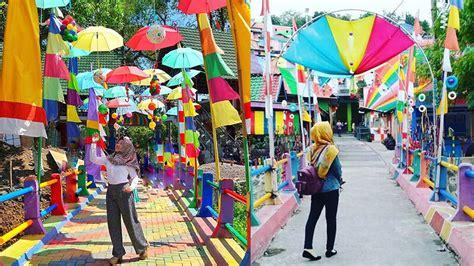 liburan penuh warna  kampung pelangi semarang pikniek