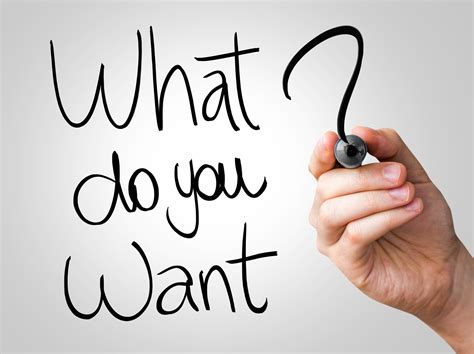 What Want what do you want myabishai s