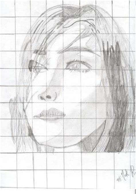 grid pattern portrait 55 best chuck close grid drawings images on pinterest