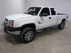 sell used 04 chevy silverado 2500hd duramax turbo diesel