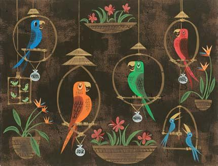 tiki room birds enchanted tiki room custom series by bethany and a giveaway vinylmation kingdom