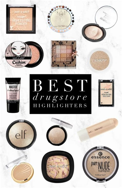 best highlighters best 25 best highlighter makeup ideas on best
